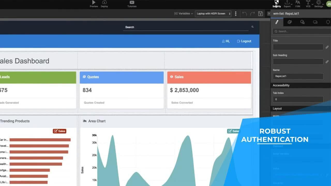 WaveMaker Platform - Overview