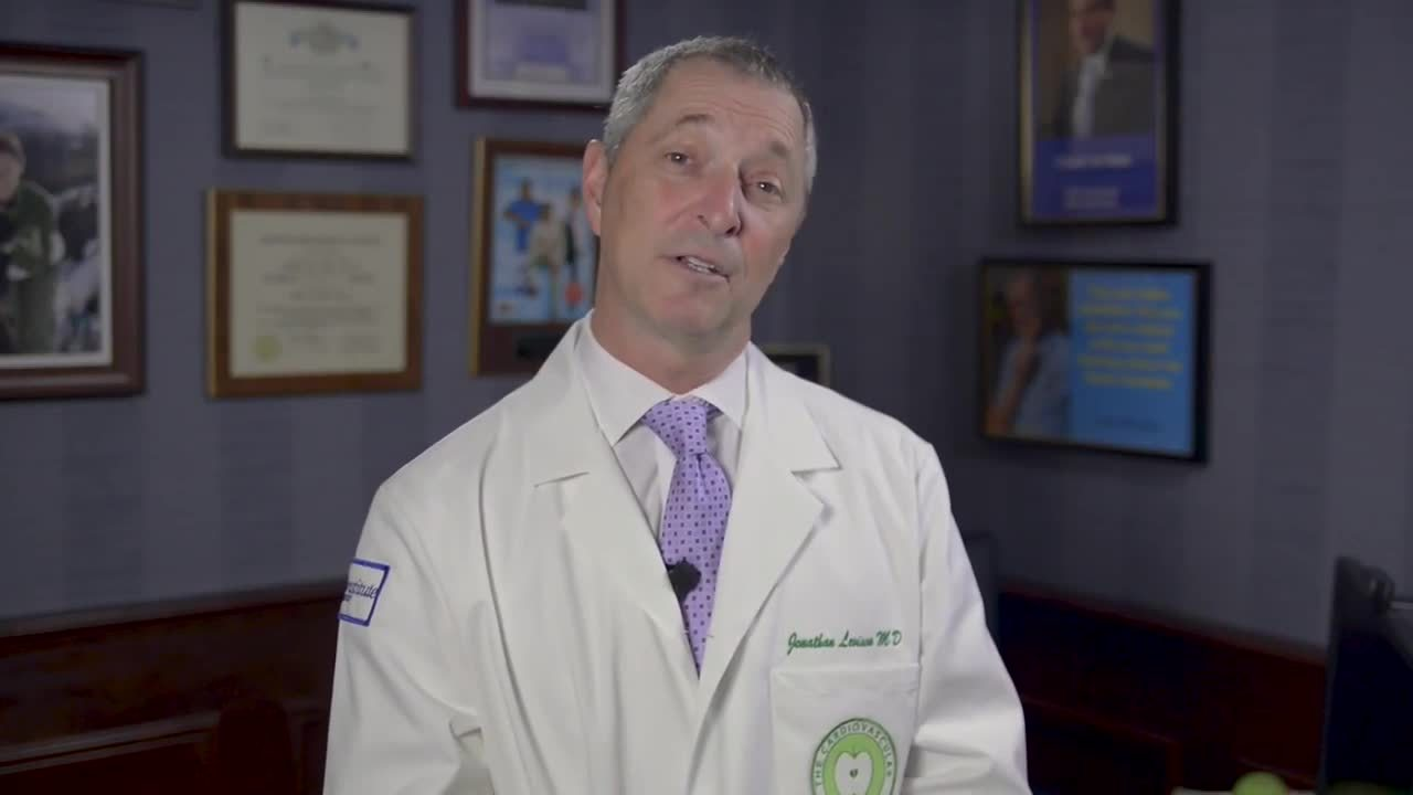 Dr. Jonathan Levison Sclerotherapy Treatments for Spider Veins