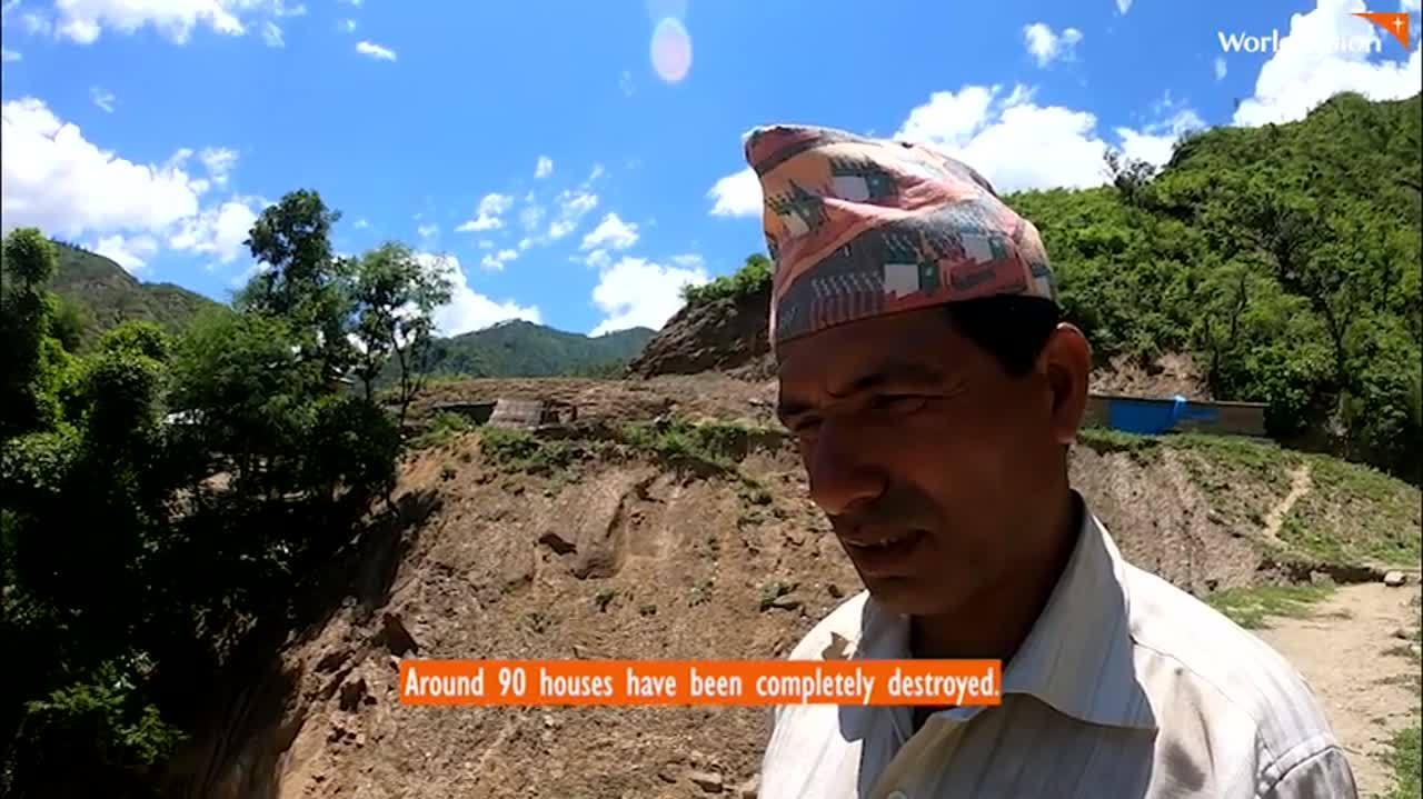 Sindhuli Flood Response