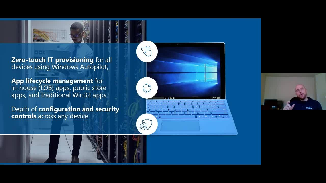 Intune and Cloud Security Virtual Presentation