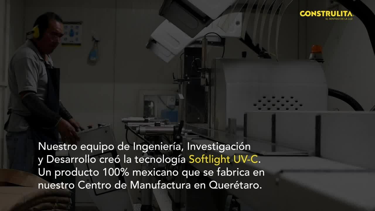 Tecnología Softlight UV-C