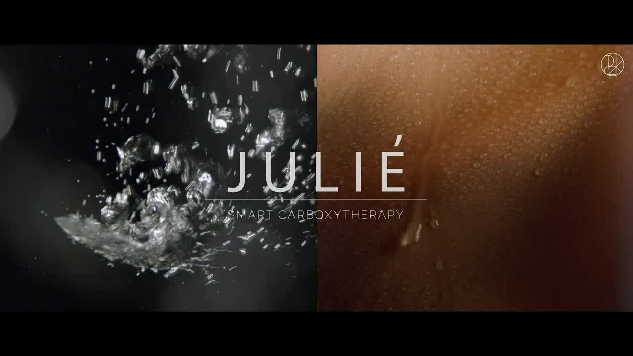 Julie video banner