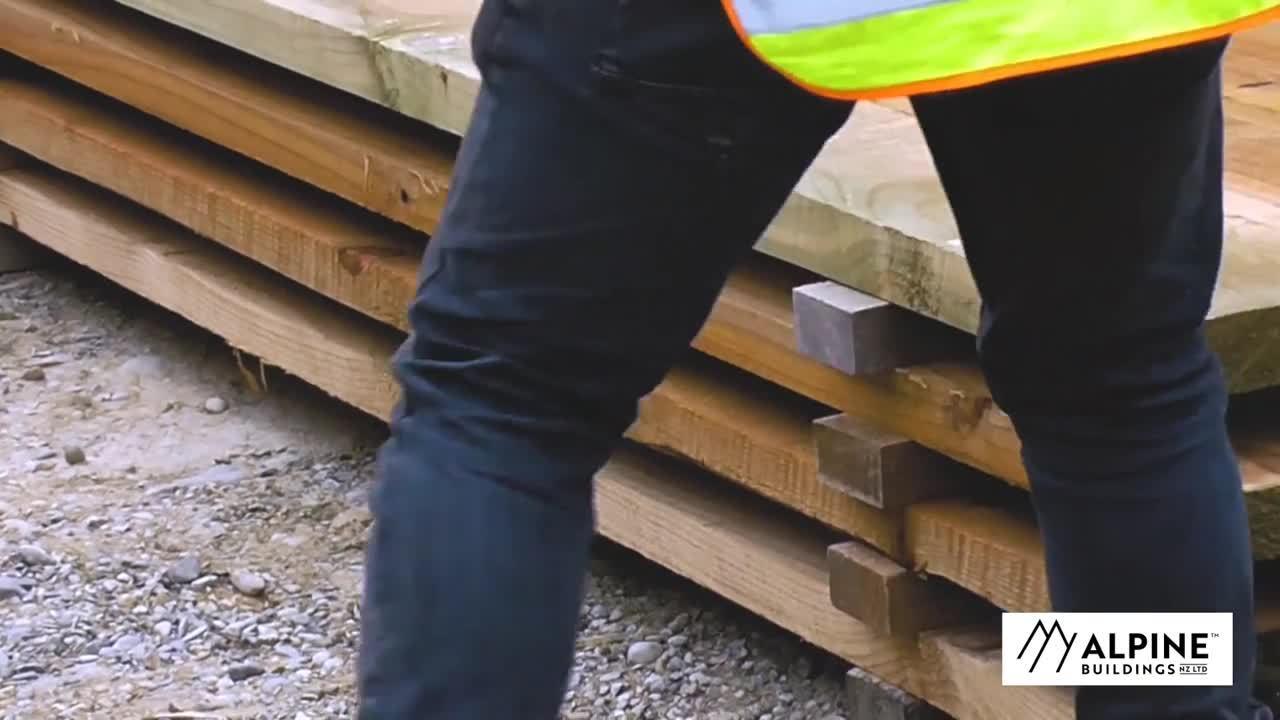 Why Choose Alpine - Predried Timber v2