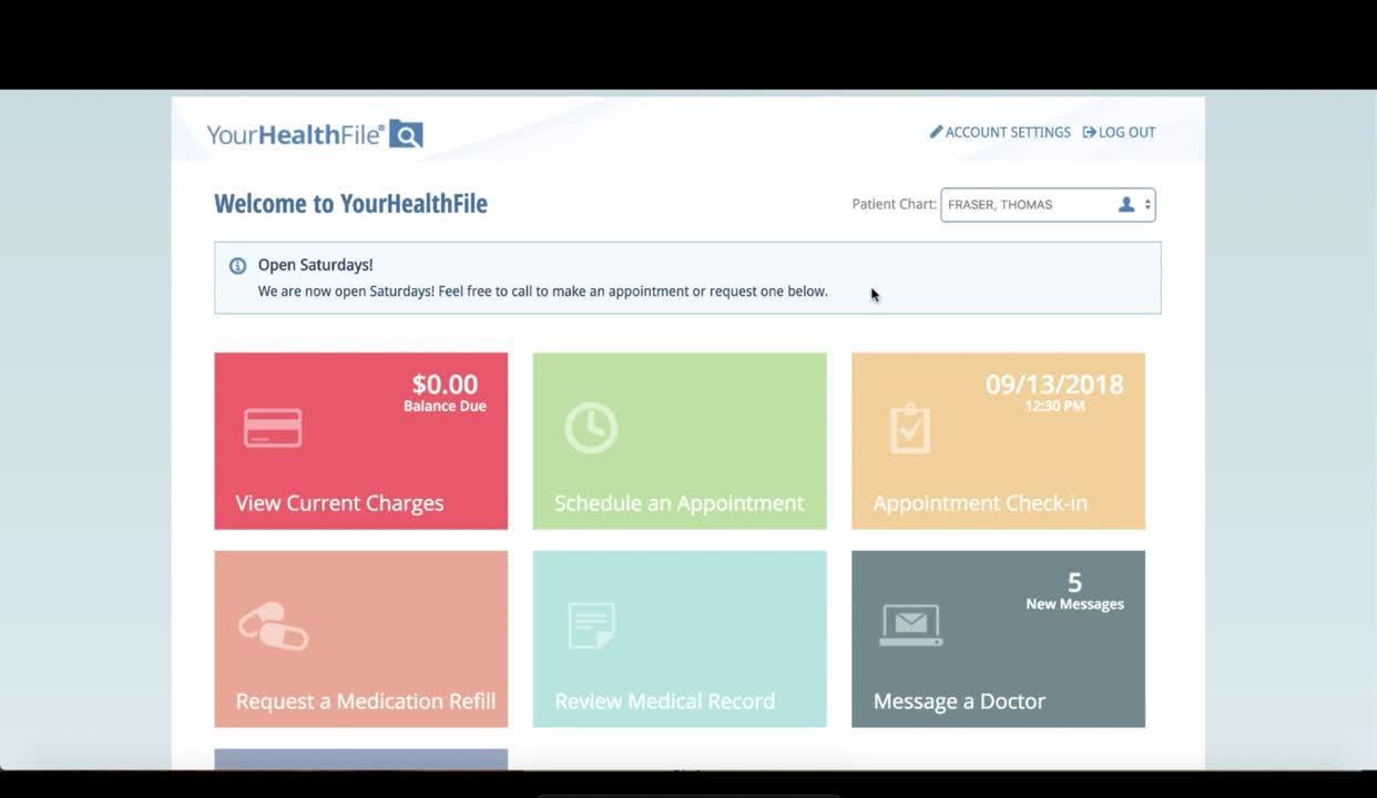 NextGen Office Premium Portal Demo Video
