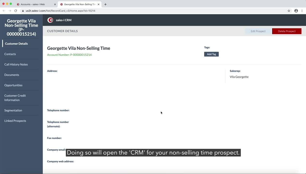 Desktop 1 - SU Tips and Tricks - Logging and Tracking Non-Selling Time