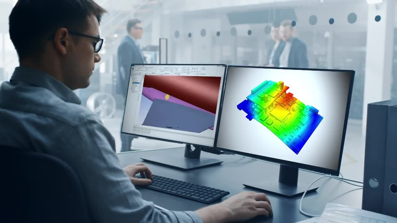 Ansys Sherlock automated design analysis software