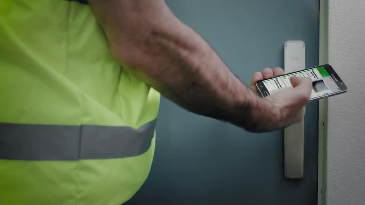 Access Control - Mobile Phone - Salto