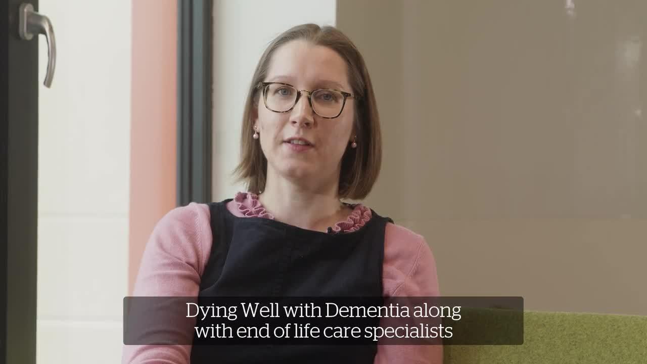 4K Online Msc in Dementia