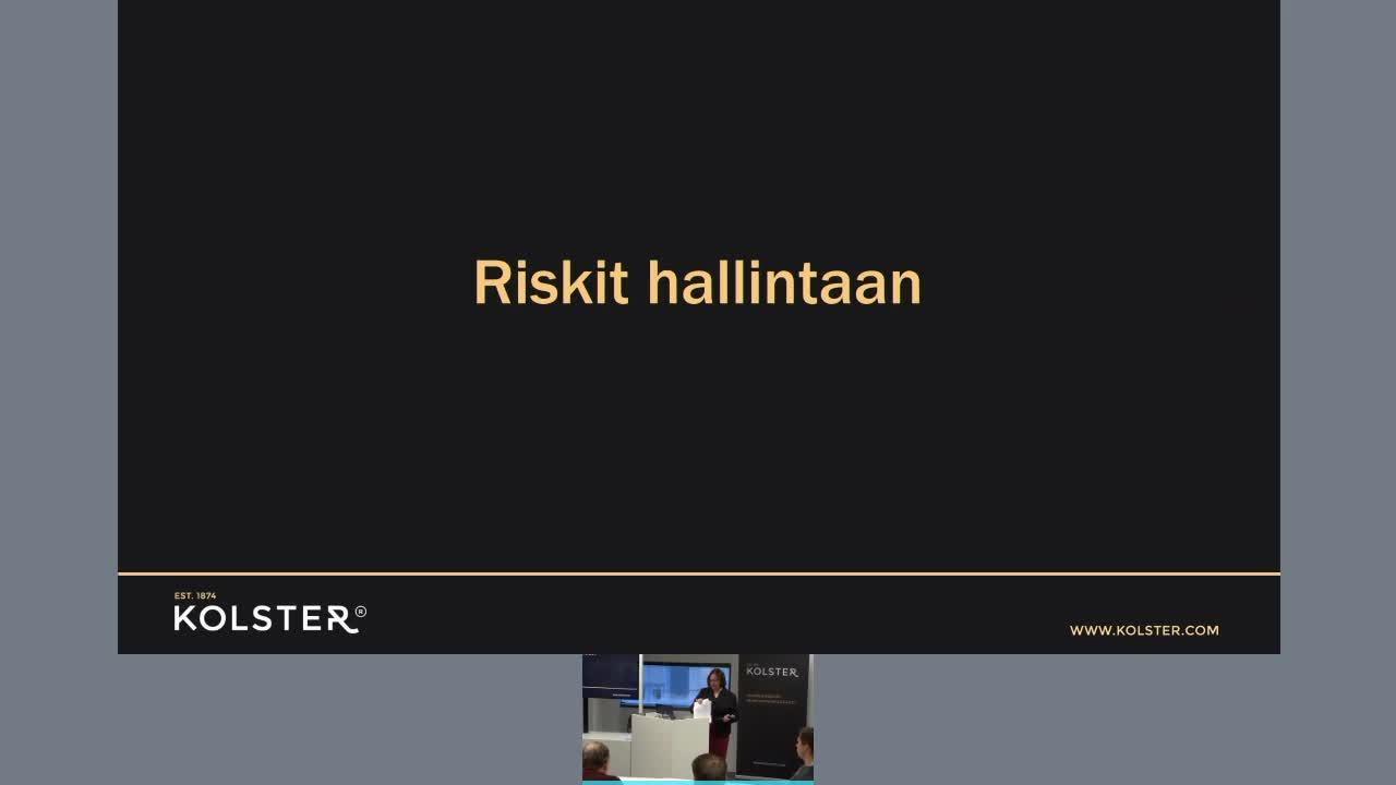 Kolster Oy Ab-Kampusklubi - HD 720p