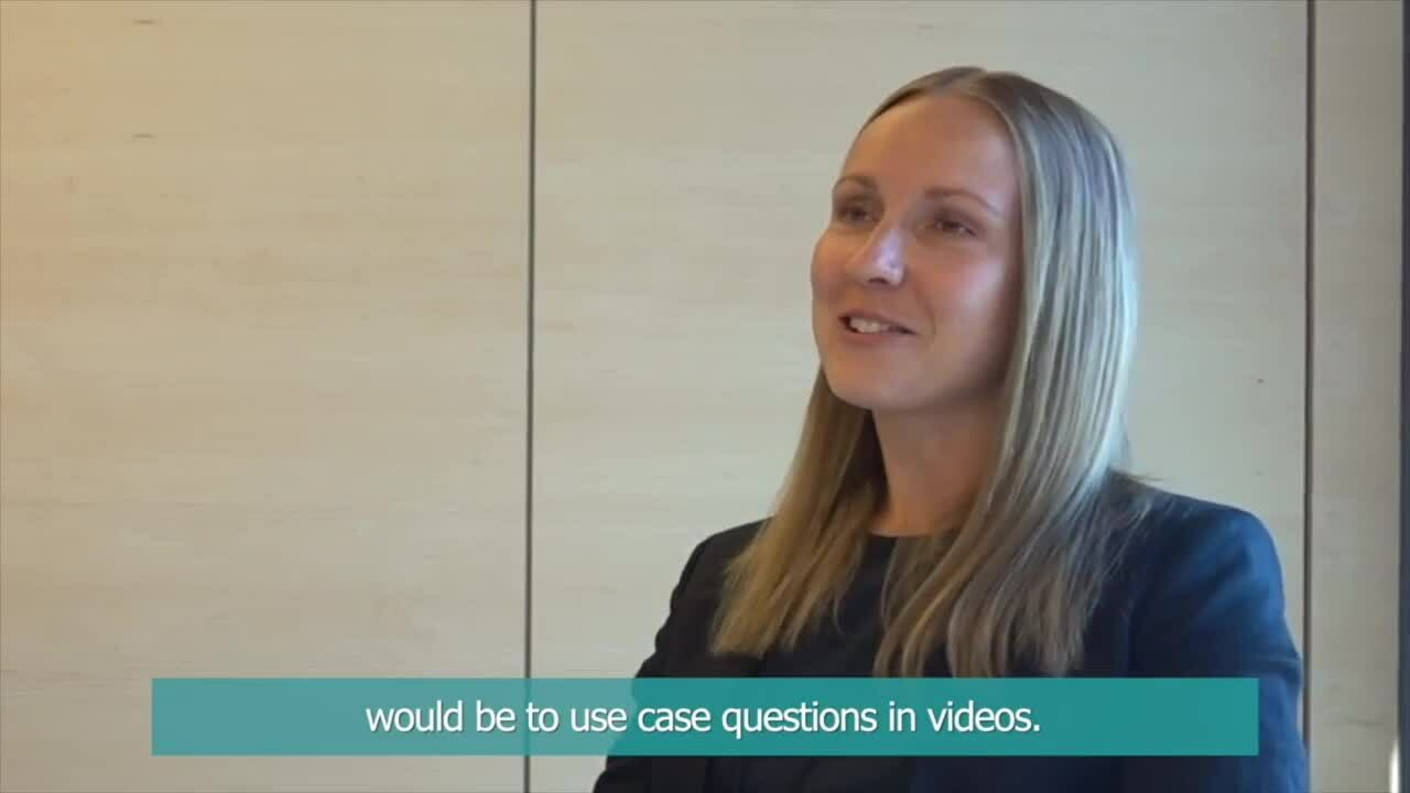 FINNAIR Case -Finding the right match with videos