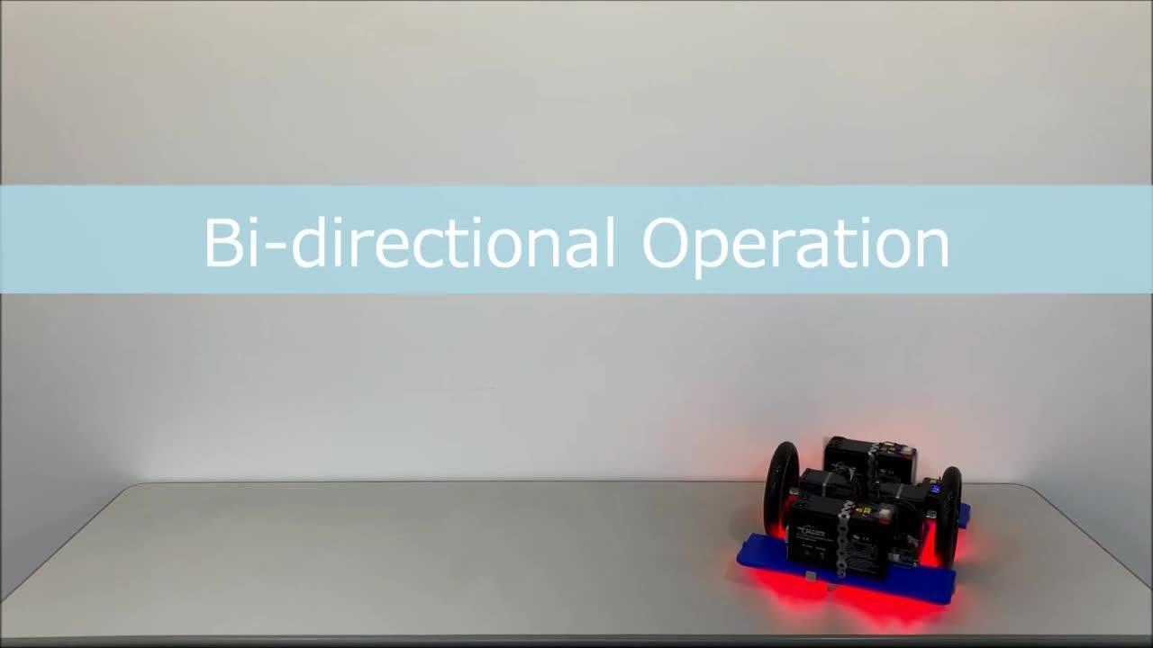 BLH Series - AGV Demonstration