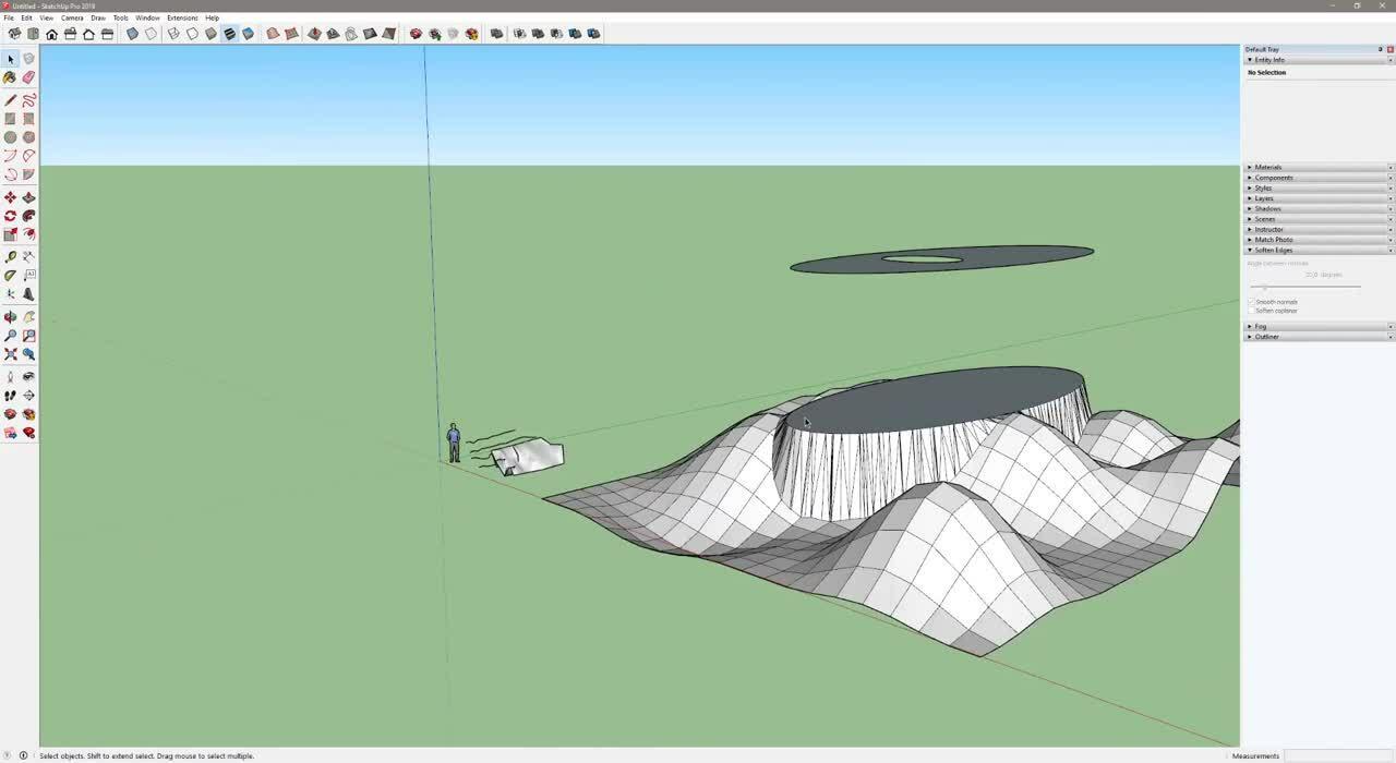 7. Моделиране на терен