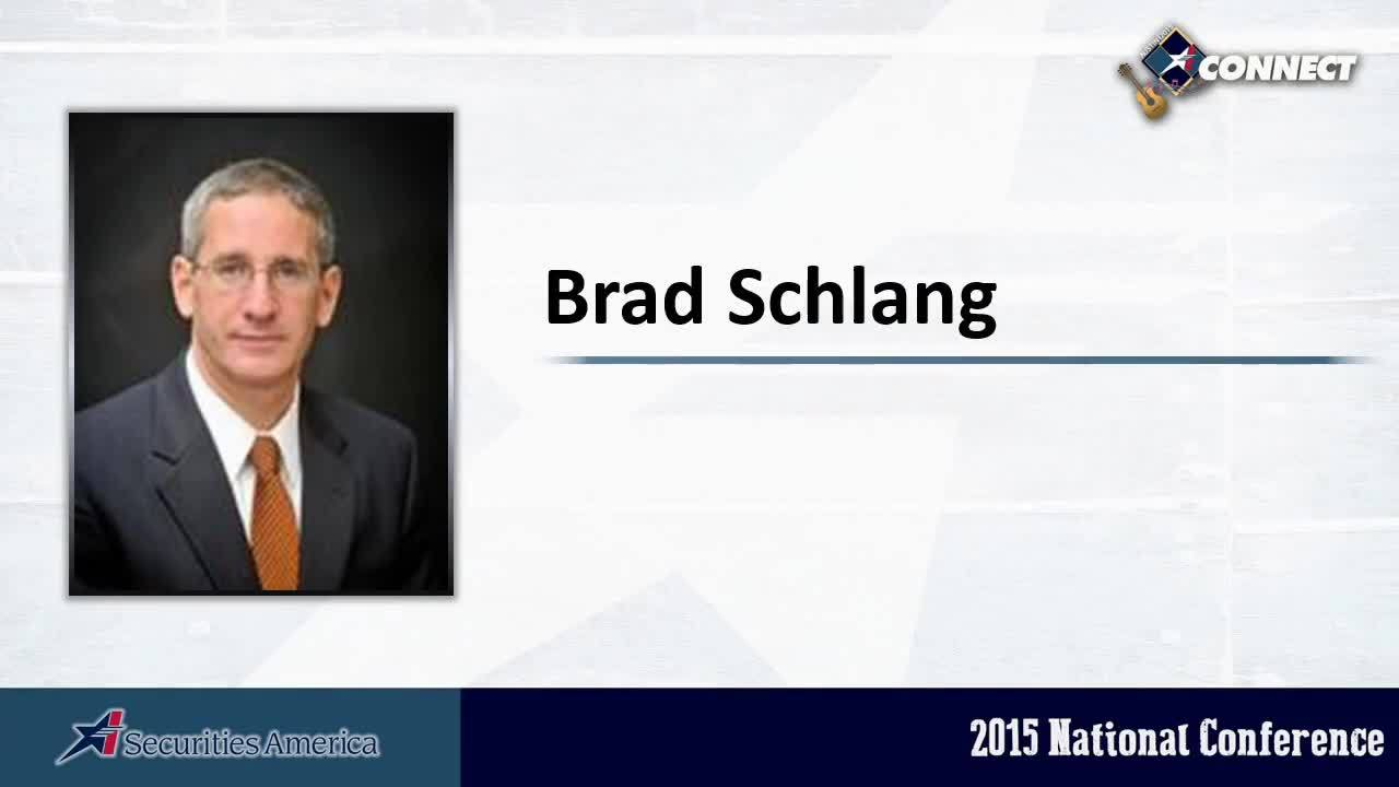 Continuity Planning - Brad Schlang