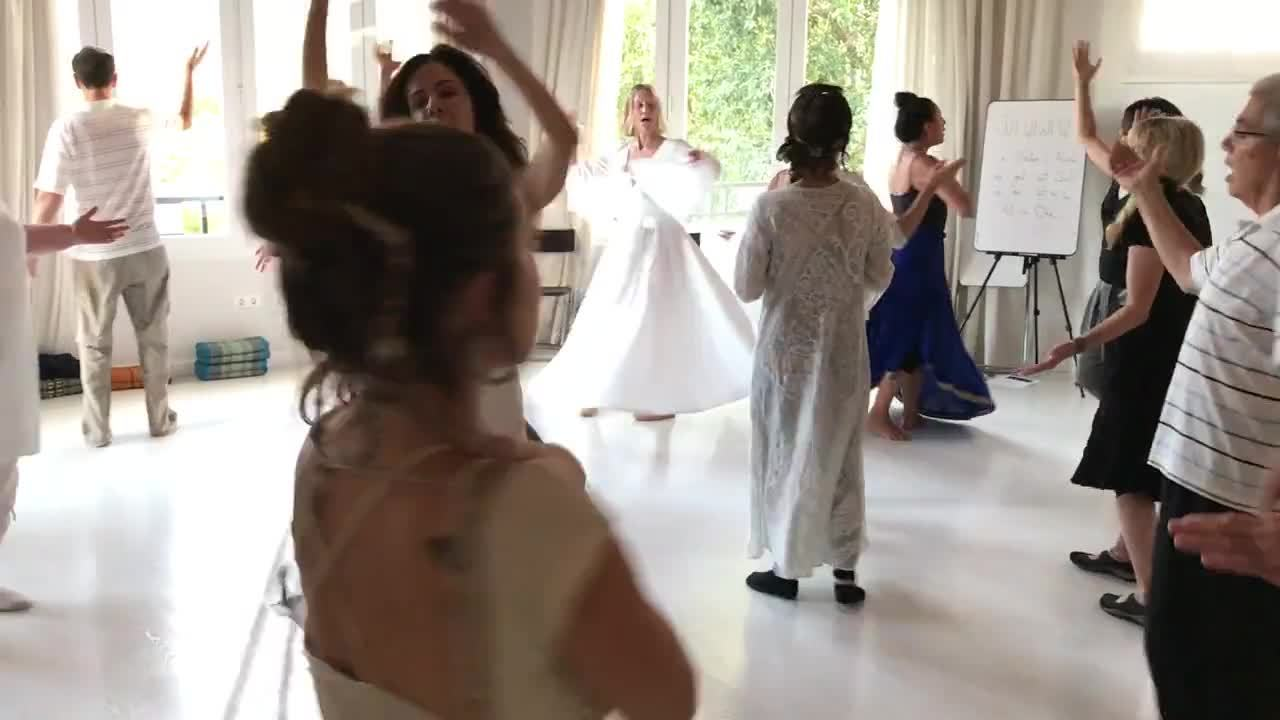 Dance of Oneness Workshop Andalusia 2017
