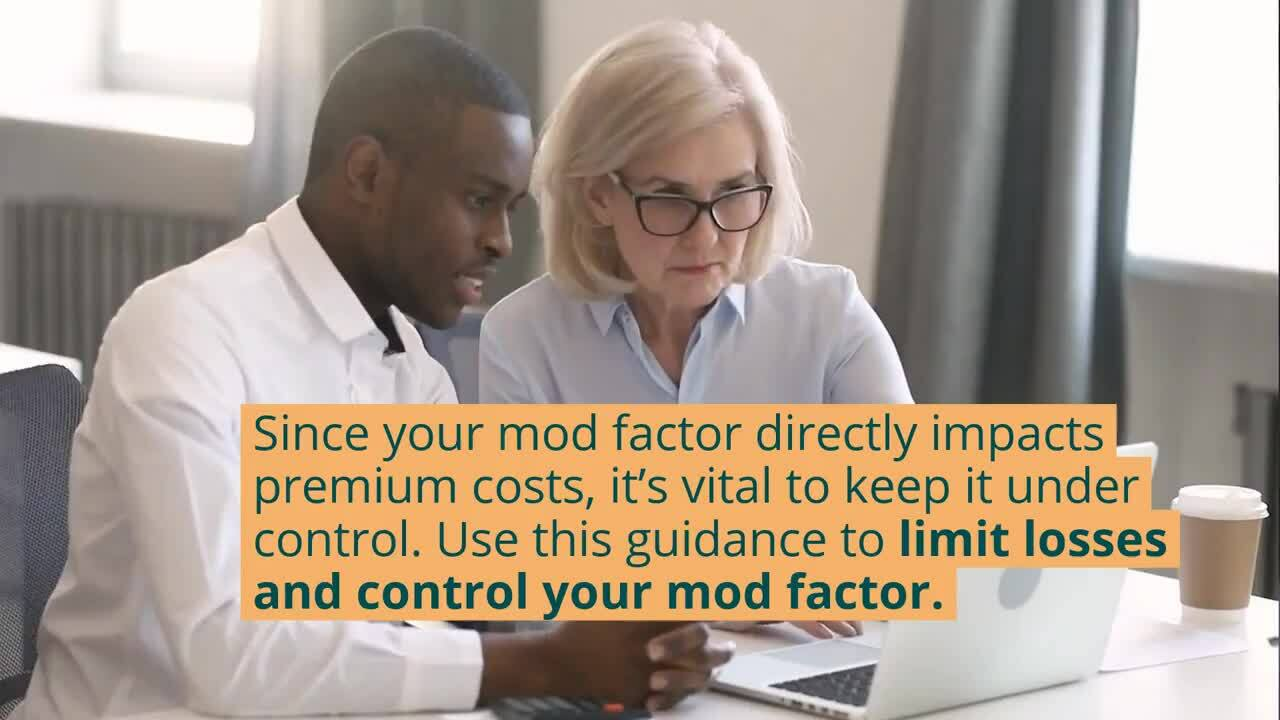 How to control your workers compensation experience modification factor-Video