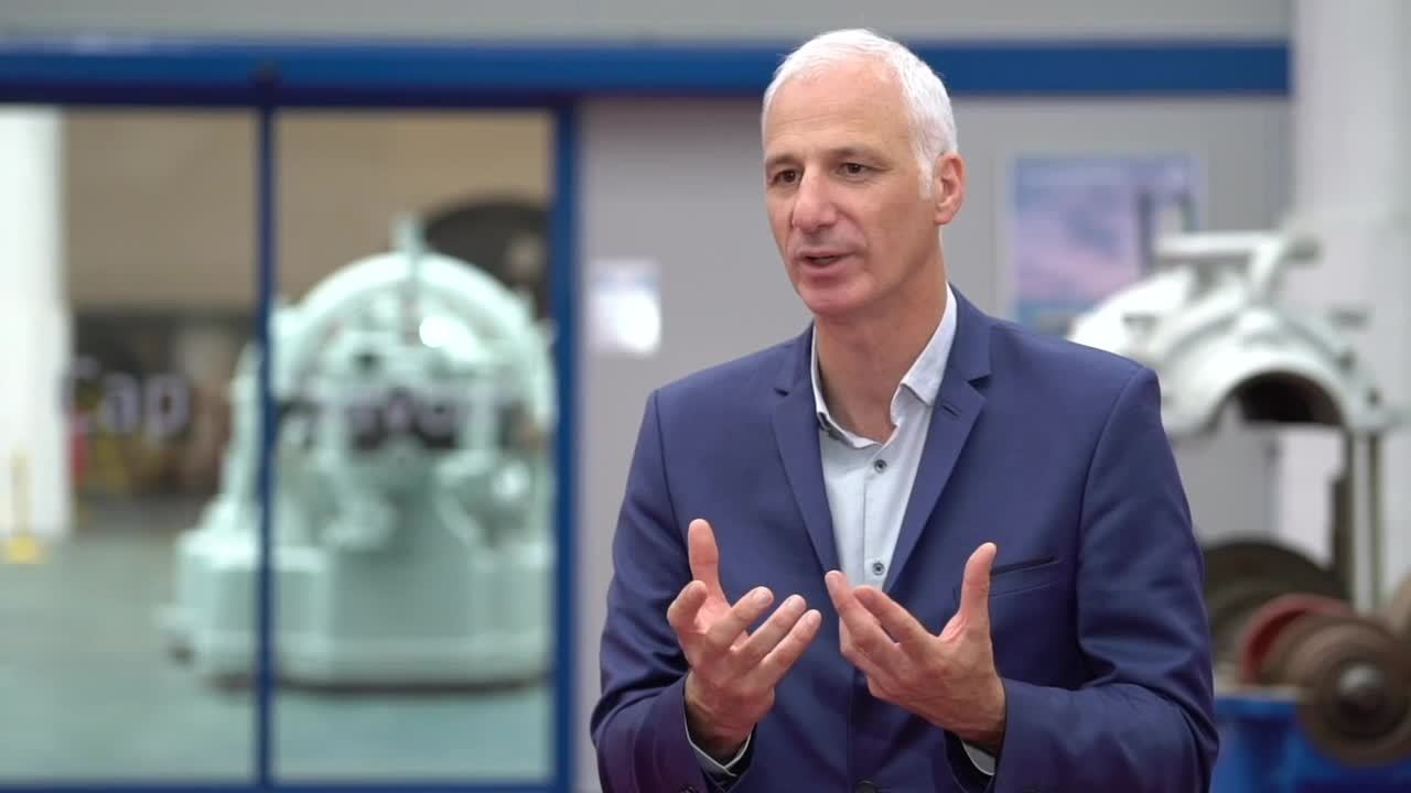 Customer Video: GE Power Services - France