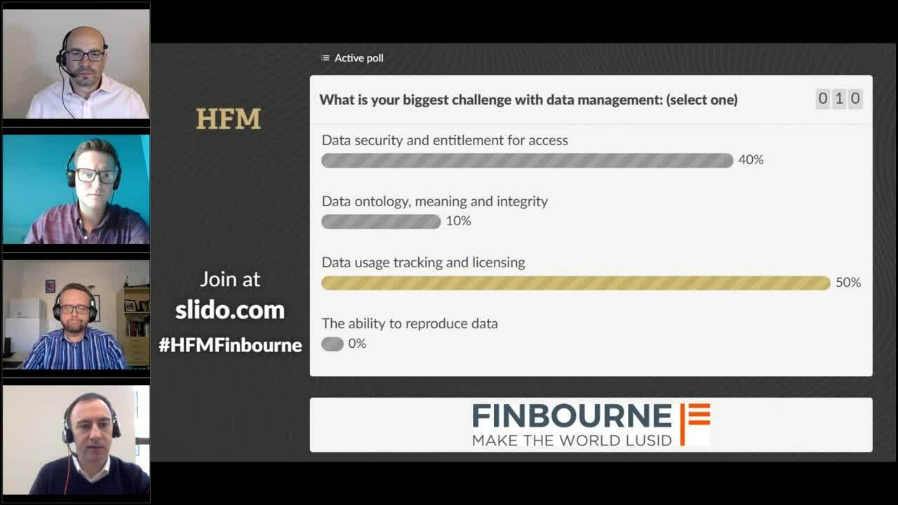 HFM Webinar_ The Data for Profit - The Future of Hedge Fund Technology