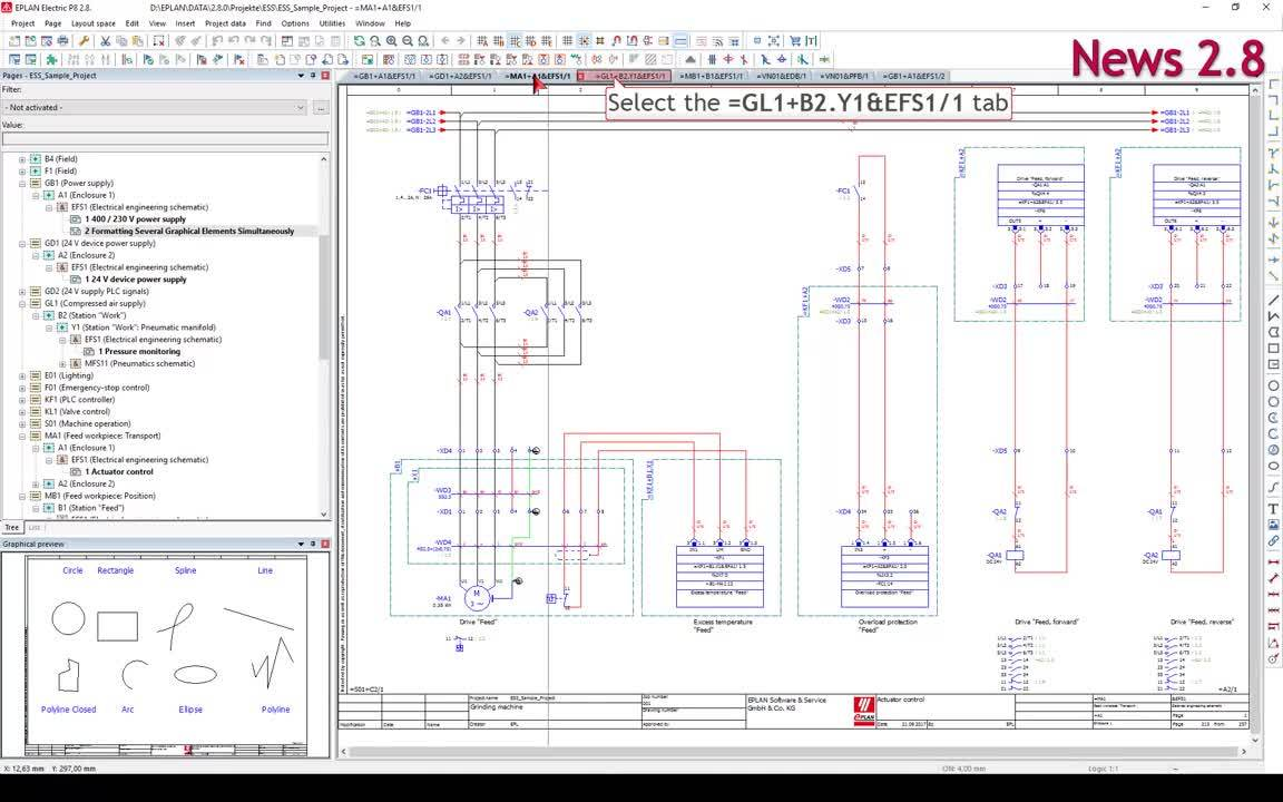 07-Formatting Several Graphical Elements Simultaneously