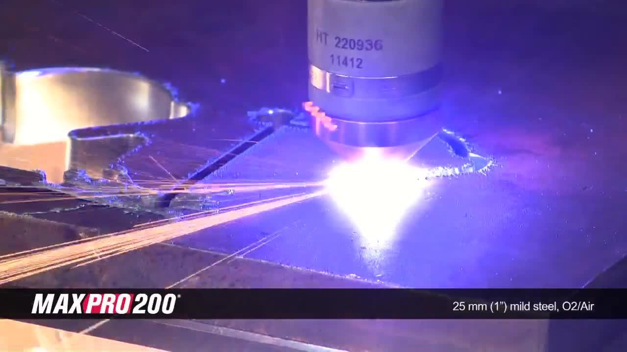 MAXPRO200 25 mm (1 in) mild steel