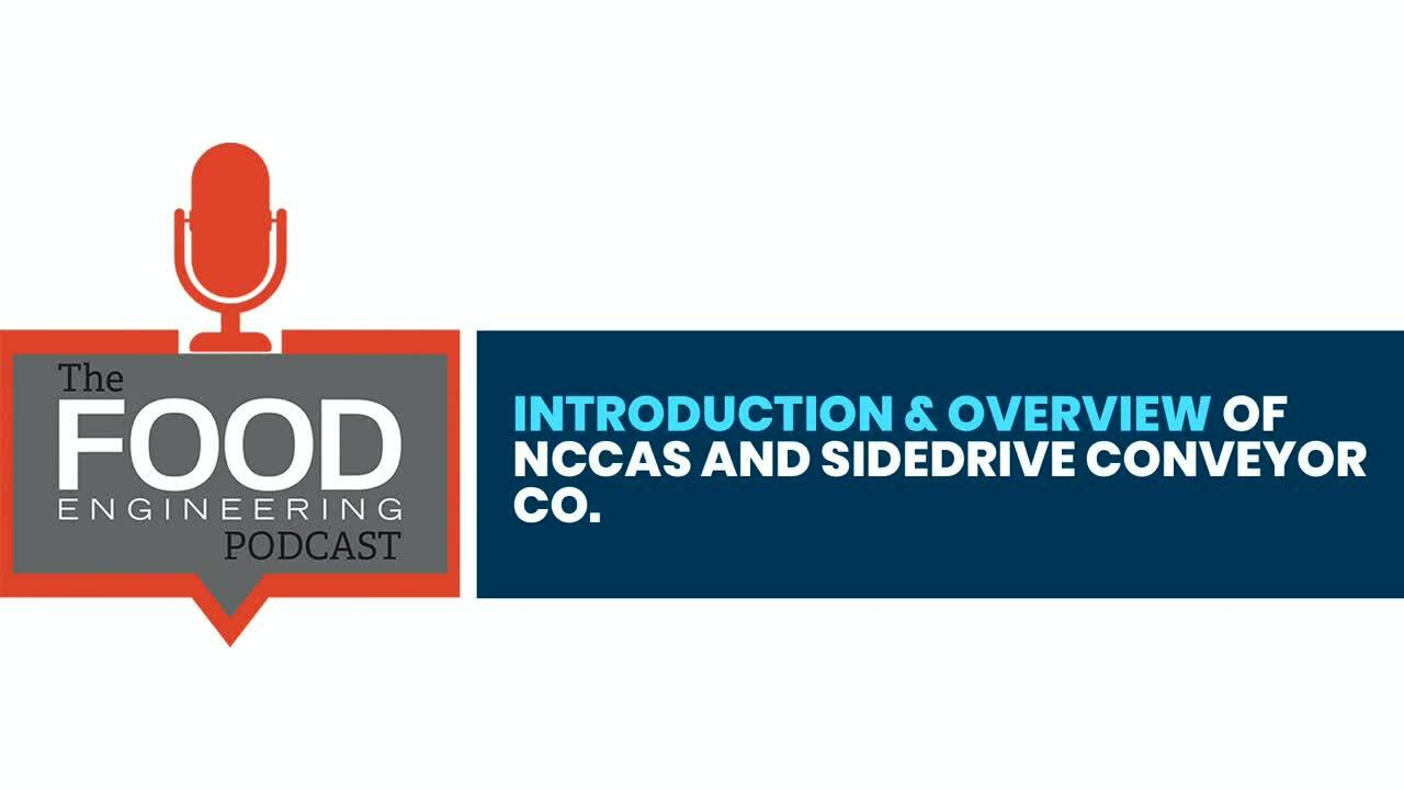 Introduction & Overview of NCCAS & SideDrive Conveyor Co.