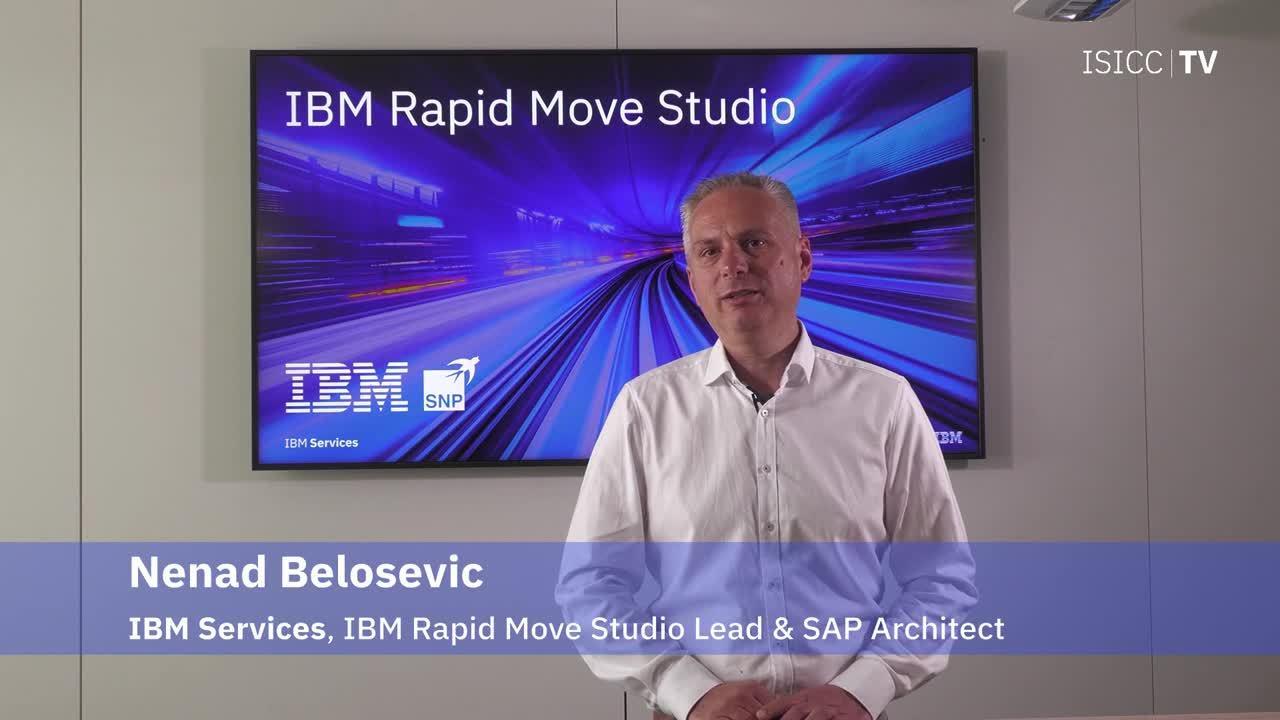 IBM Rapid Move Studio Vorstellung_DE
