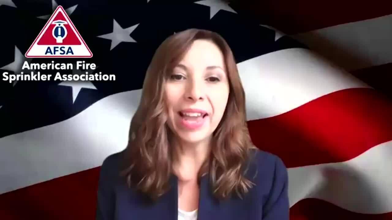 October Fire Prevention Blog with Marlene Garrett