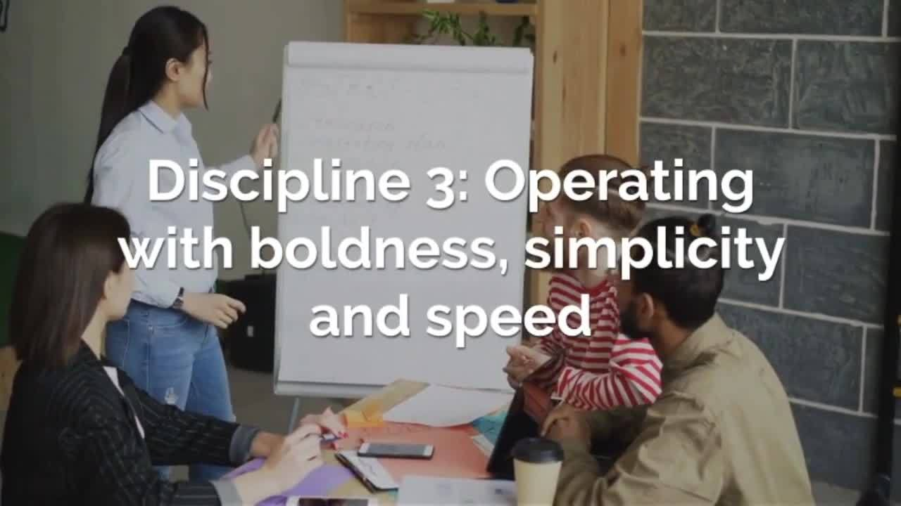 10 Leadership Disciplines