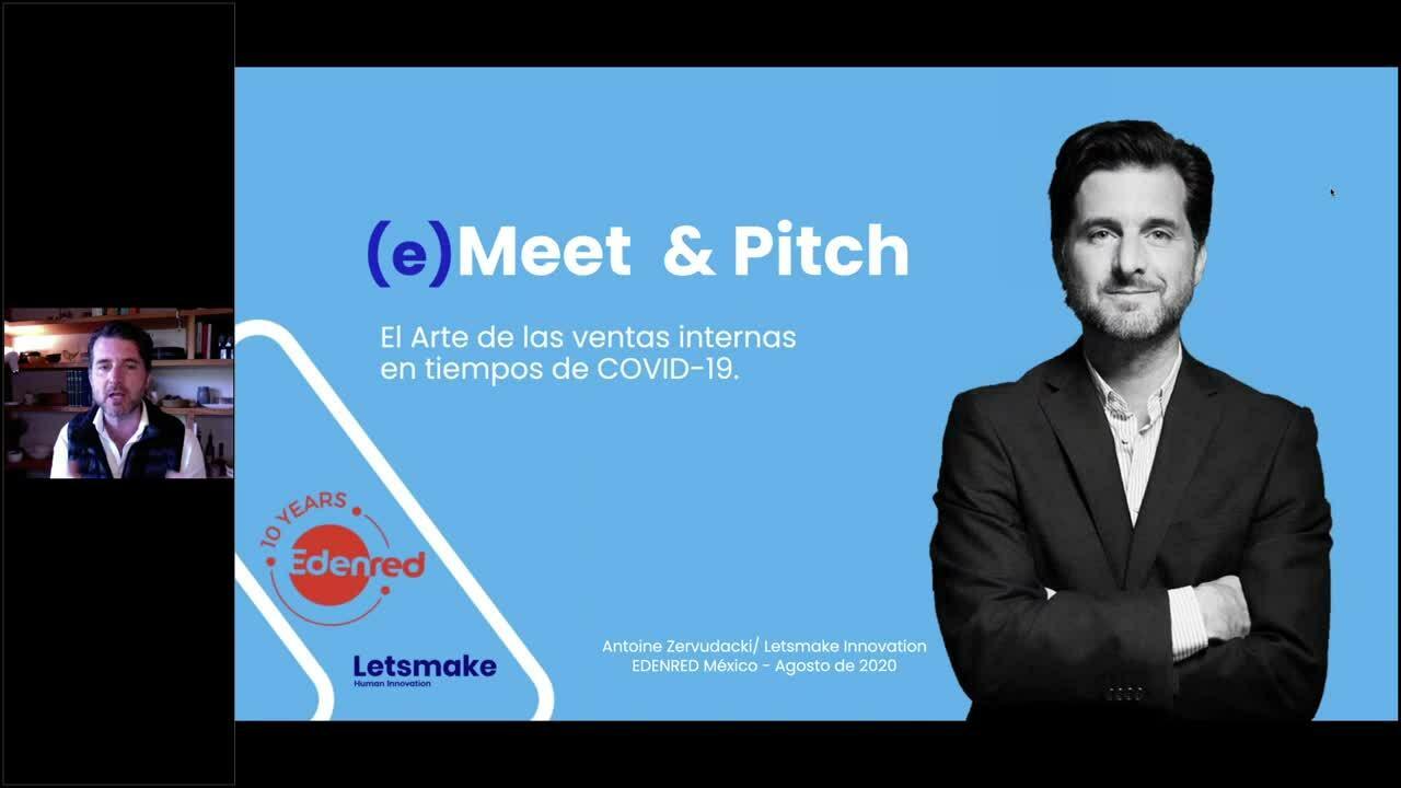 50 clip webinar Meet & pitch el arte de las ventas internas en tiempos de Covid-19