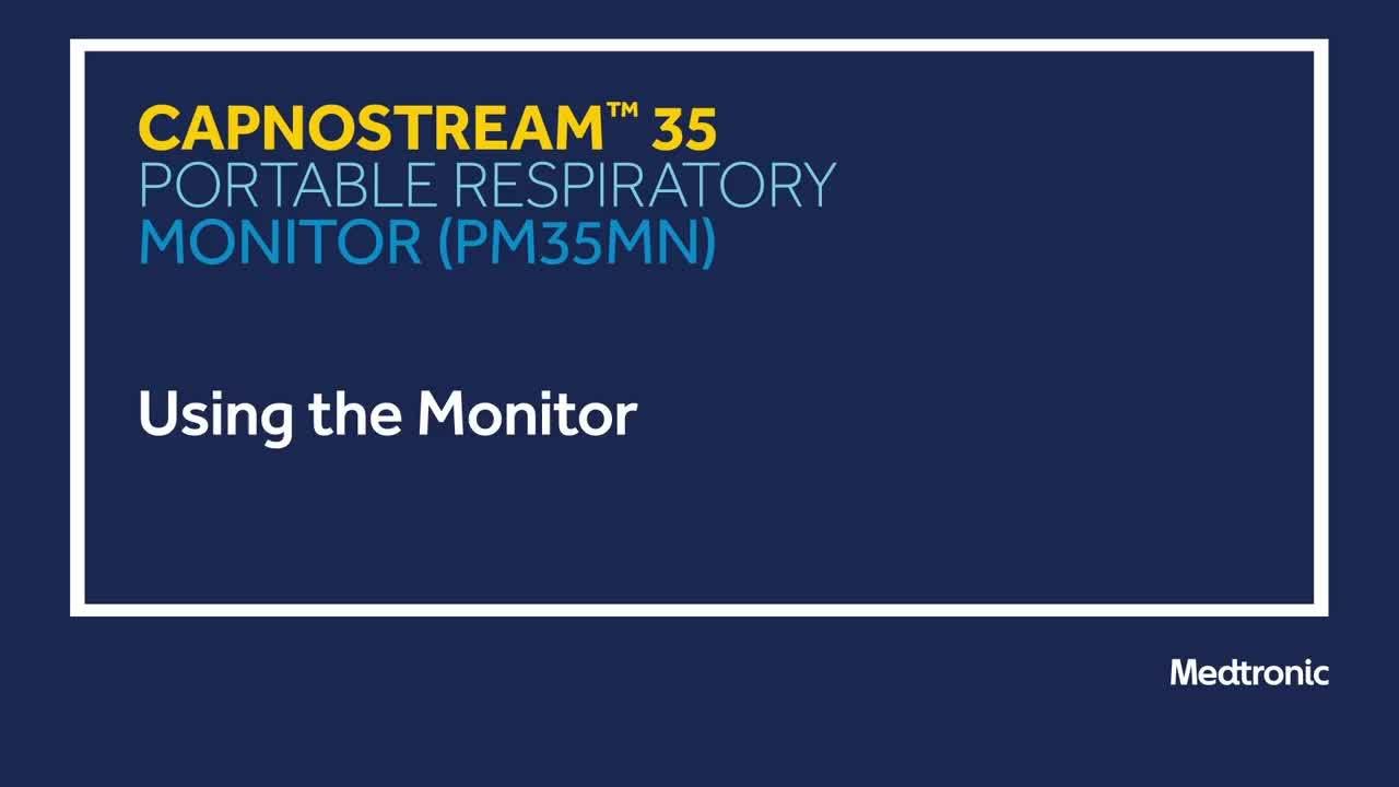 Module 3: Using the Monitor