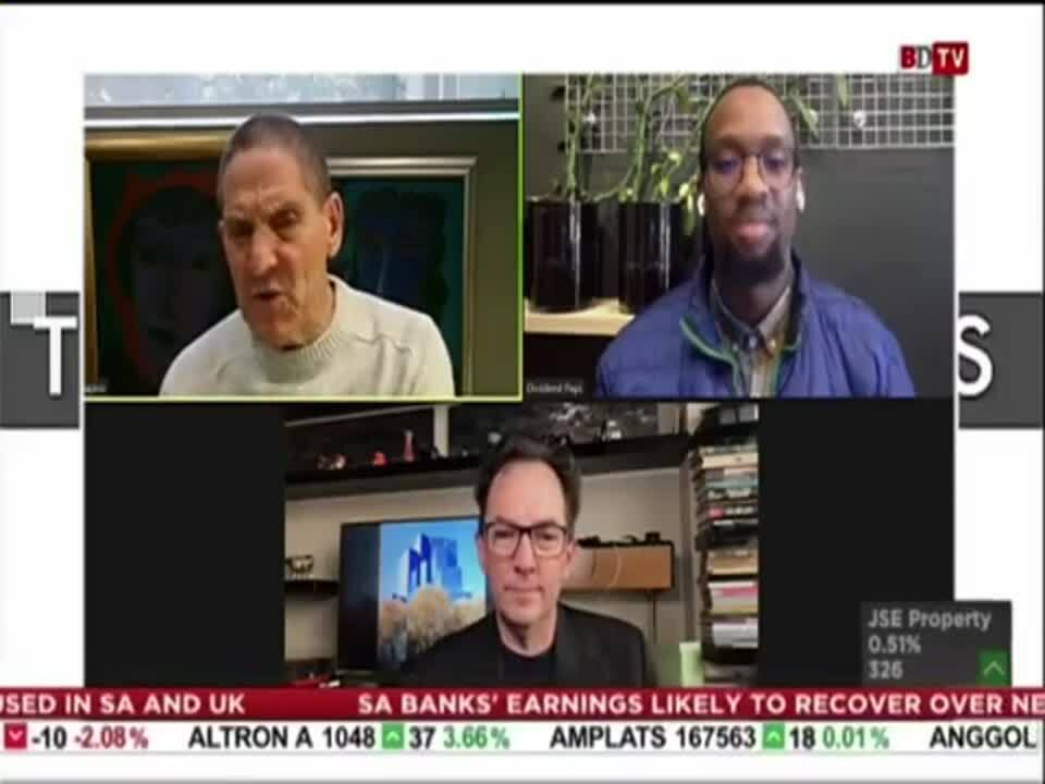 Business Day TV + Analysts Video - Huge Group Offer