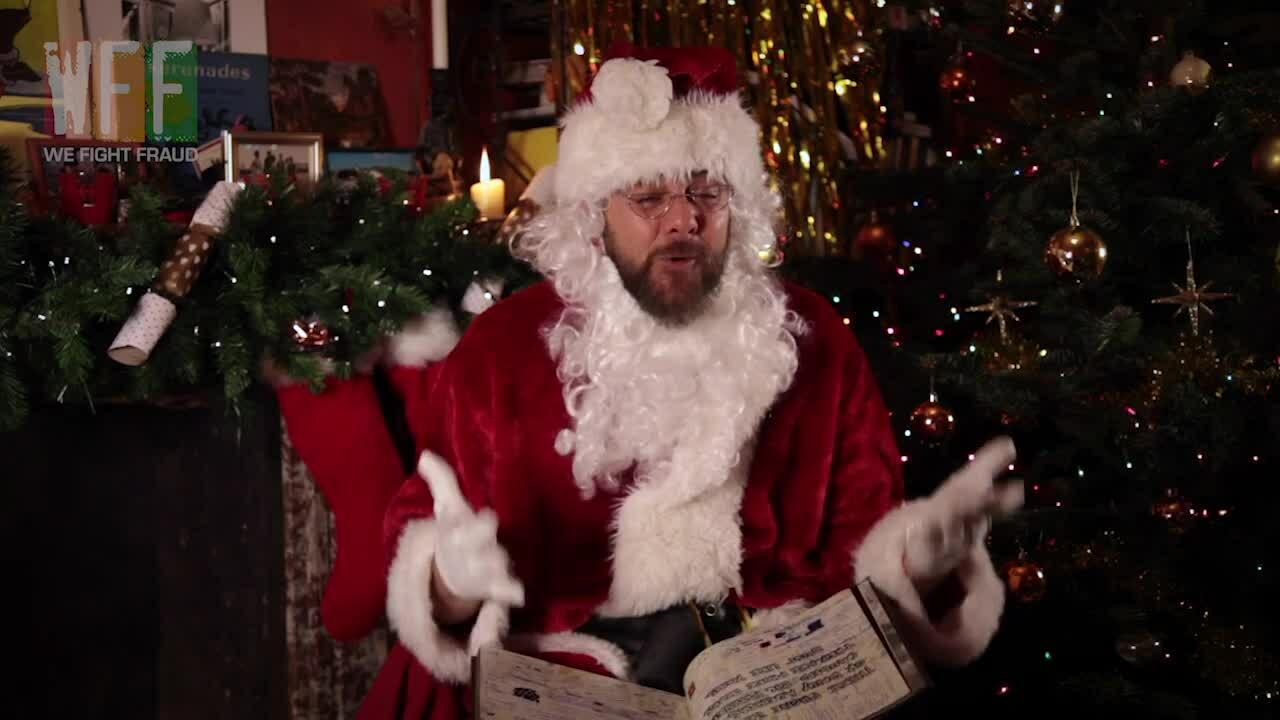 Twelve Frauds of Christmas Day 2