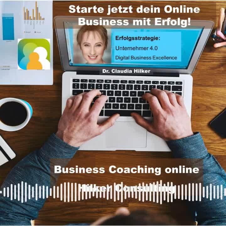 Digital Marketing Podcast_Online Business Erfolg