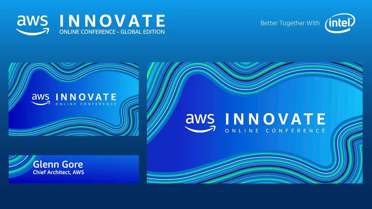 Opening Keynote - AWS Innovate 2