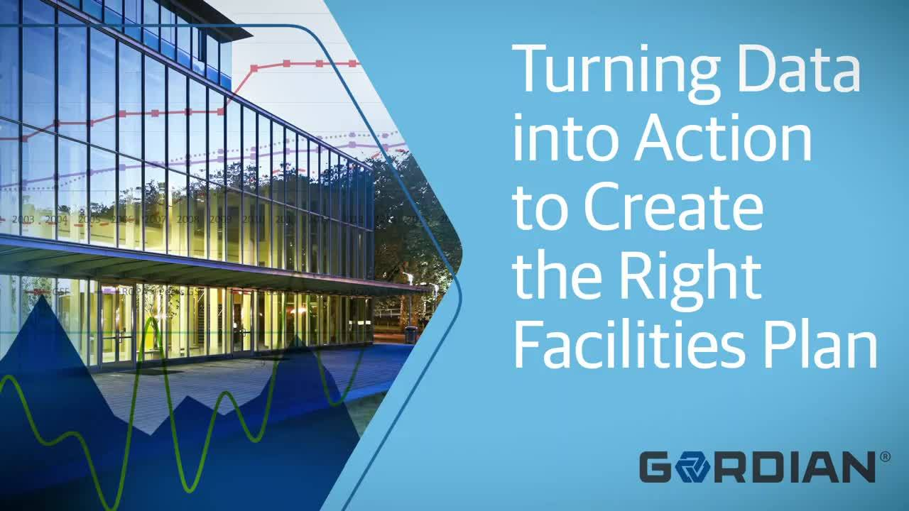 Develop a Smarter Facilities Strategy with Sightlines Benchmarking & Analysis