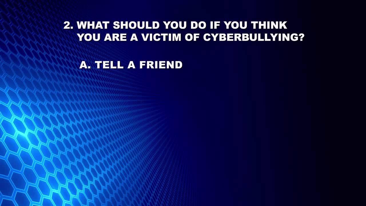 Digital Health & Safety - Protecting My Digital Self