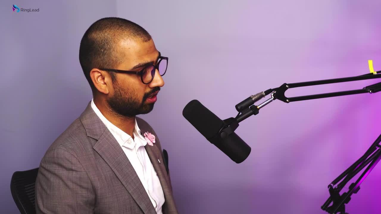 Raj Jain, Marketing Operations and Marketing Automation at MongoDB