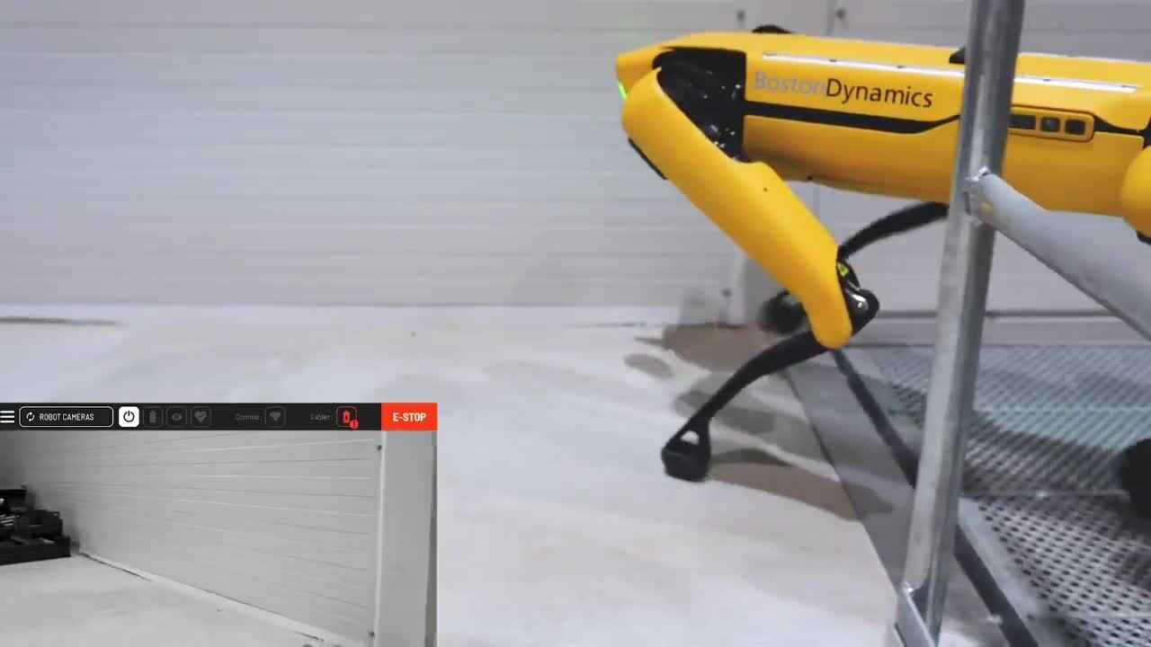 Cognite Demo _ Robotics in the Oil & Gas Industry