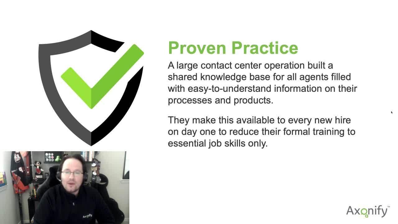 Onboarding Proven Practice