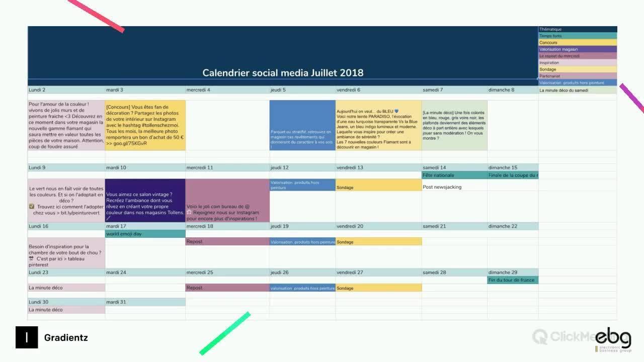 Webconf - Social Media B2B