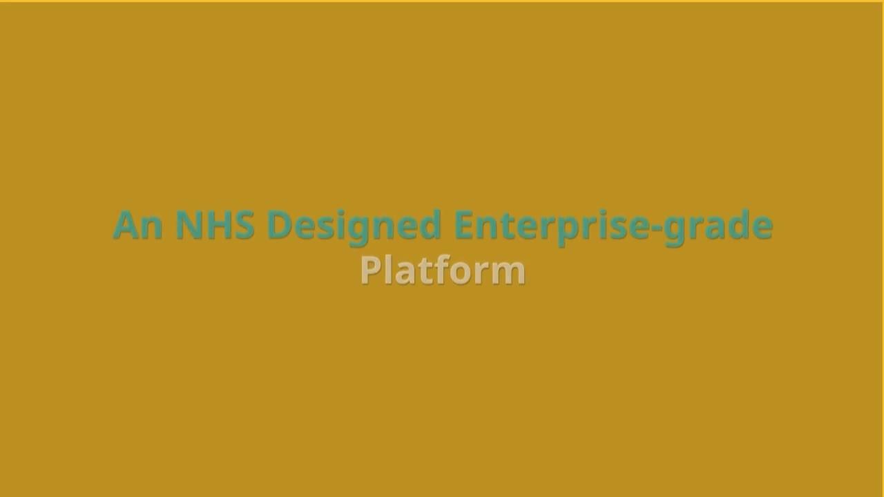 NHS BI Template Intro Video