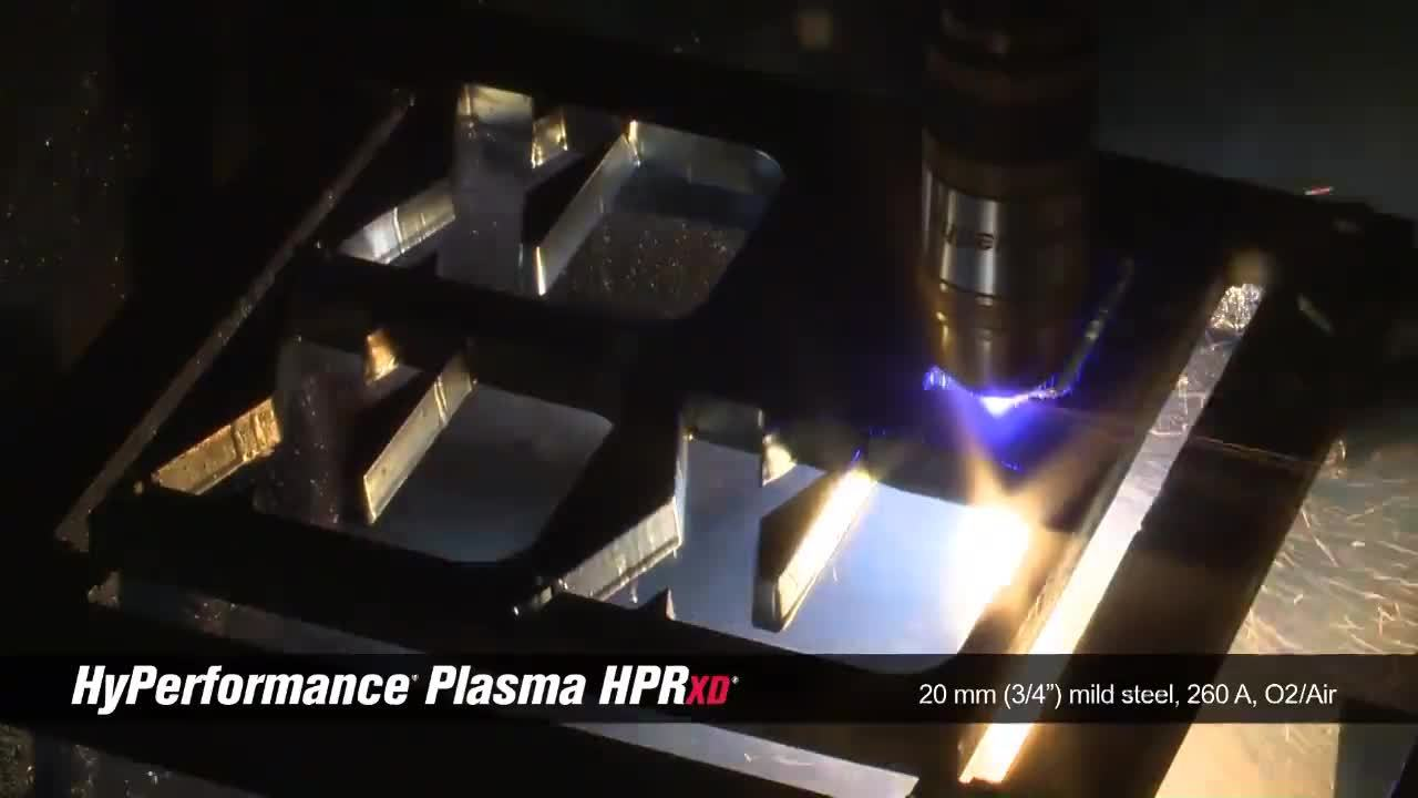 Compilation of the HyPerformance® XD plasma systems