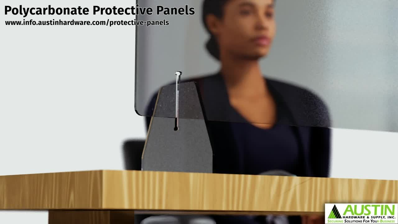 Polycarbonate Protective Panels by Austin Hardware®
