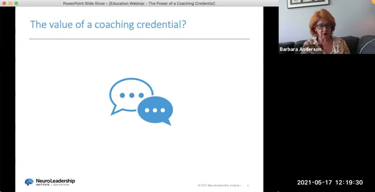 NLI Education   Power of A Coaching Credential