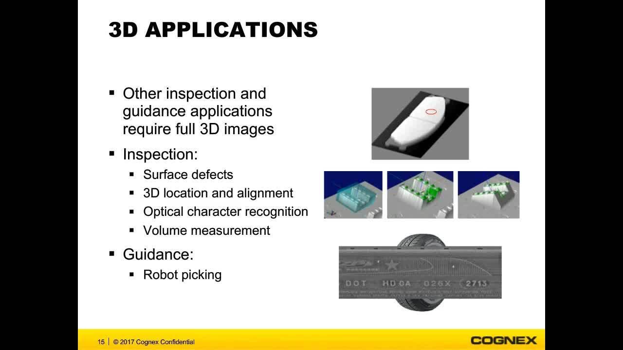 Measurement Applications Using Laser Profiler