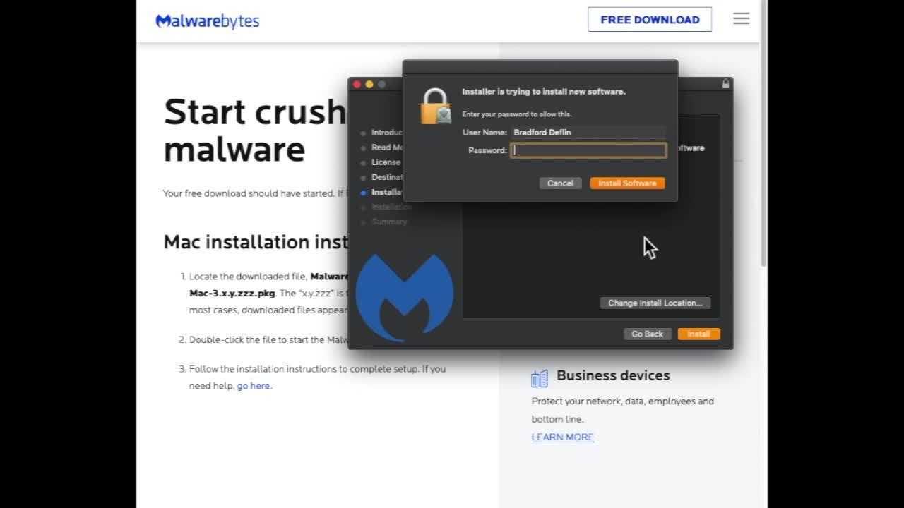 Malwarebytes for Mac - HD 720p