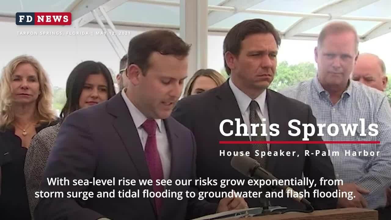 DeSantis Signs Flood Bill 4