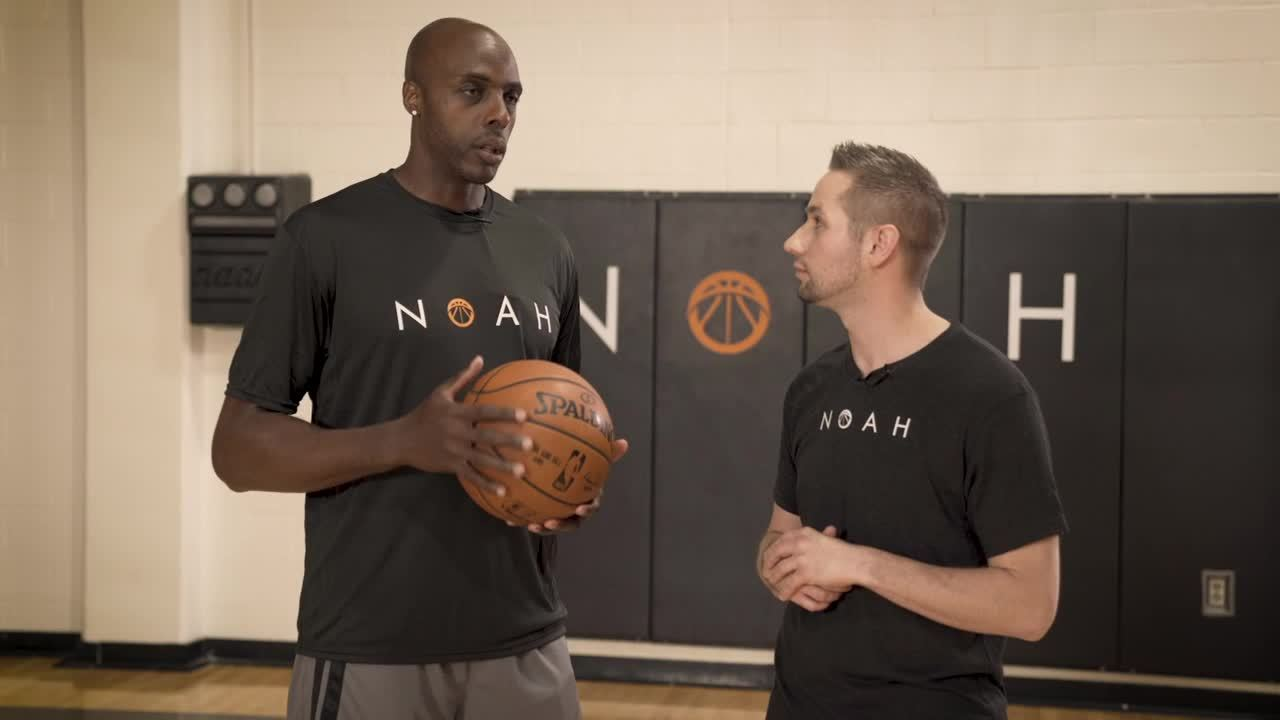 Noah Shooting Tips-High Arc