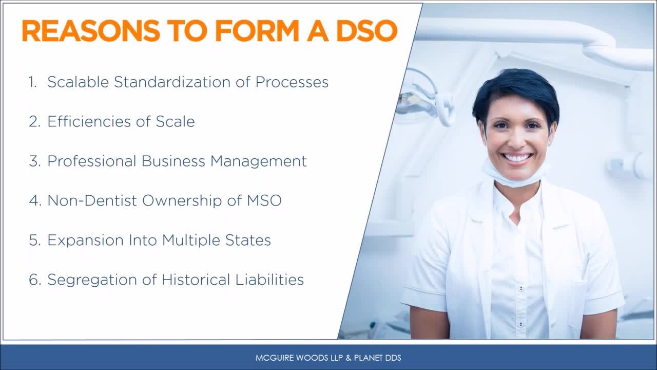 Should You Form a DSO