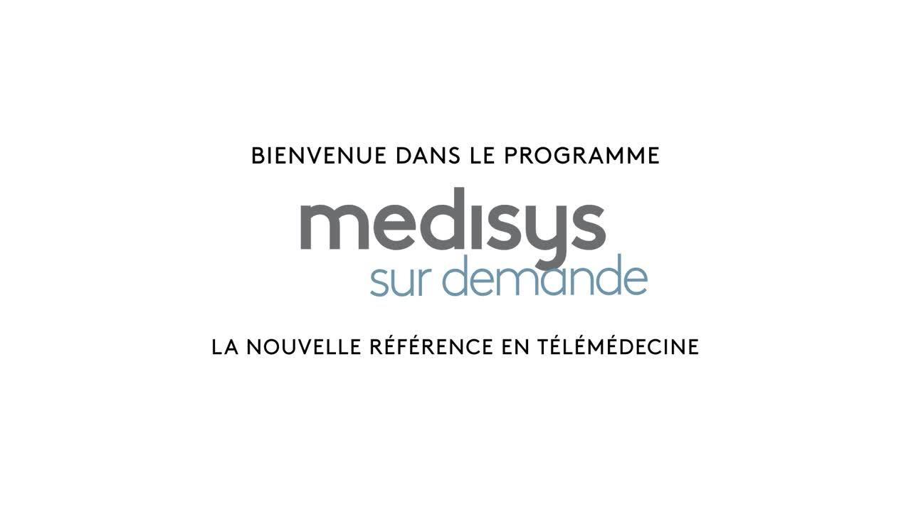 Medisys sur demande - les soins de santé virtuels en continu