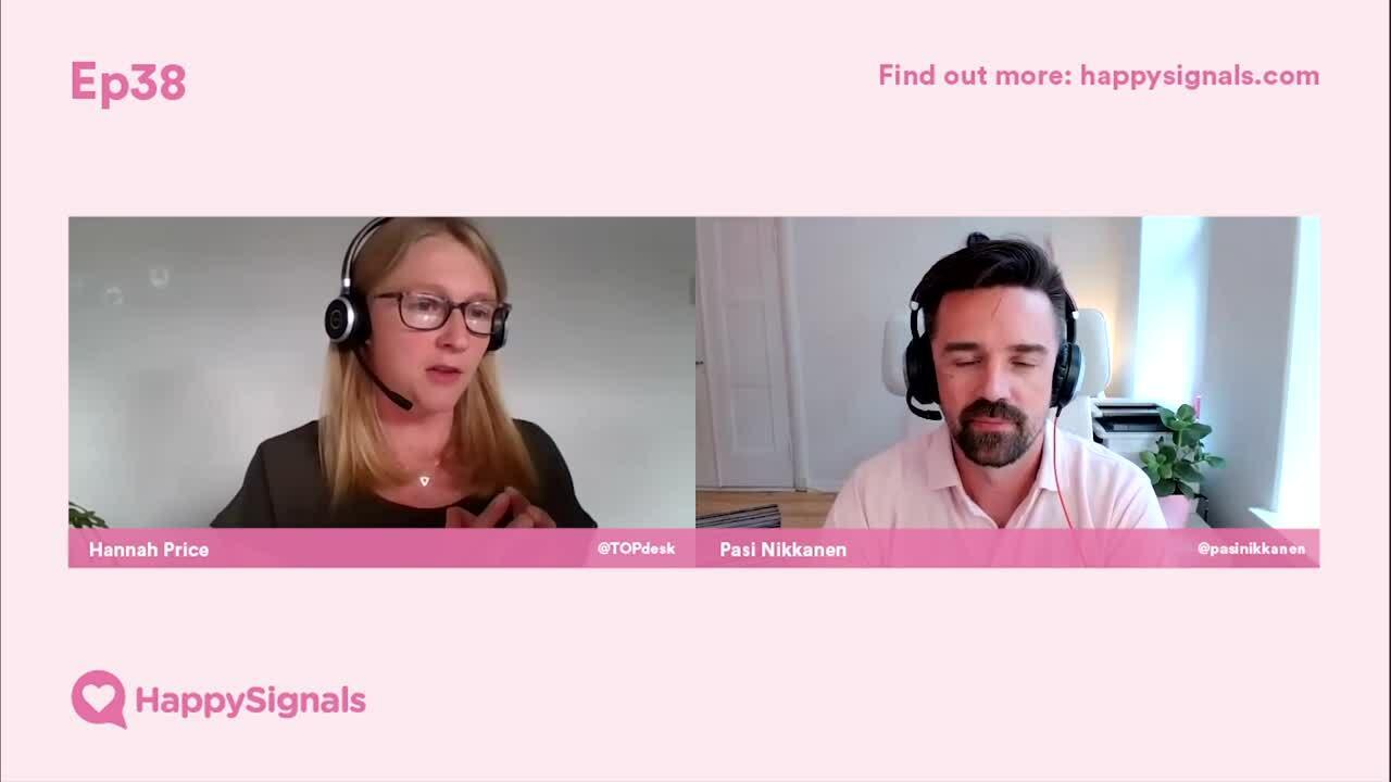 EP38-XLA - Hannah Price-Bringing the customer into the conversation